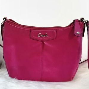 Coach Ashley Hobo Purse Swingpack Bag